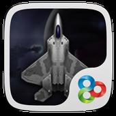Battle Plane Go Launcher Theme icon
