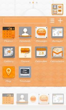 Contradiction GO Theme apk screenshot