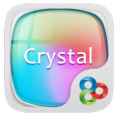 Crystal GO Launcher Theme icon