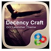 Decency Craft GOLauncherTheme icon