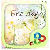 Fine Day GO Launcher Theme icon