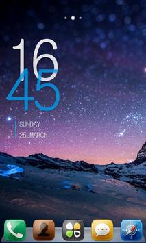 Galaxy GO Launcher Theme poster