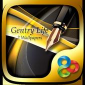 Gentry Life GO Launcher Theme icon