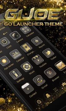 GIJOE GO Launcher Theme poster