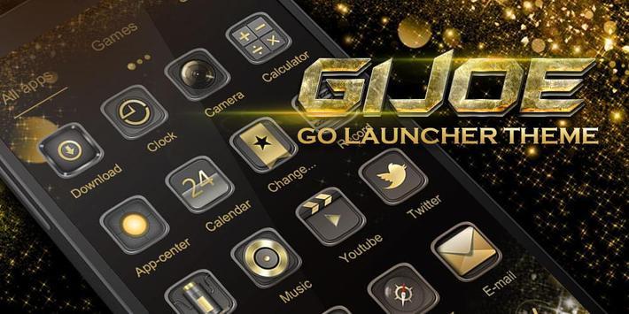 GIJOE GO Launcher Theme apk screenshot