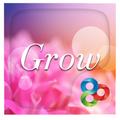 Grow GO Launcher Theme