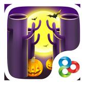 Halloween Party GO Launcher Theme icon