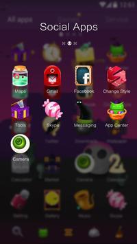 Halloween Party GO Launcher Theme screenshot 2