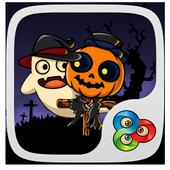 Happy Halloween GO Launcher Theme icon