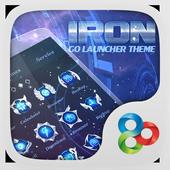 IRON GO Launcher Theme icon