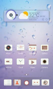 Ligh Llife GO Launcher Theme screenshot 1