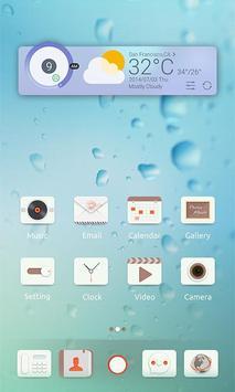Ligh Llife GO Launcher Theme screenshot 2