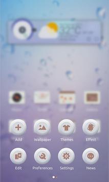 Ligh Llife GO Launcher Theme screenshot 5