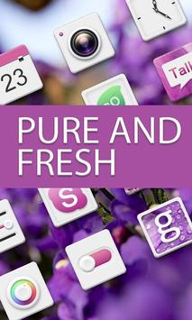 Pure And Fresh GO Theme poster