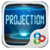 Projection GO Launcher Theme icon