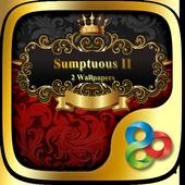 Sumptuous II GO Launcher Theme icon
