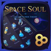 Space Soul Go Launcher Theme icon