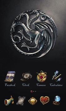 Zeus Age Go Launcher Theme poster