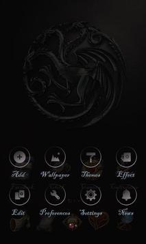 Zeus Age Go Launcher Theme apk screenshot