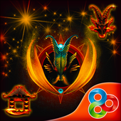 Fire Dragon Launcher Theme icon