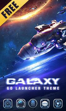 (FREE)Galaxy GO Launcher Theme poster