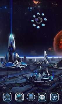 (FREE)Galaxy GO Launcher Theme apk screenshot