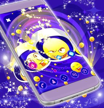 Galaxy Emoji Launcher screenshot 2