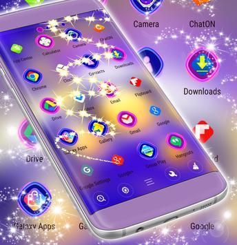 Galaxy Emoji Launcher screenshot 3