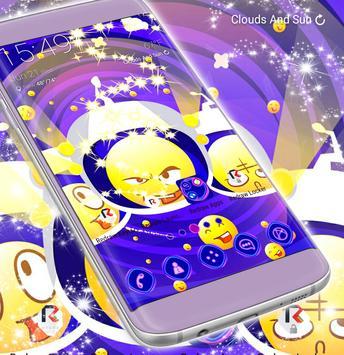 Galaxy Emoji Launcher screenshot 4