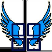 Airplane Go Launcher Ex theme icon