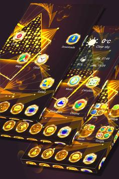 Gold Icons Free screenshot 4