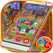 Graffiti GO Launcher icon