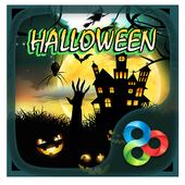 Halloween Dynamic Go Launcher Theme icon