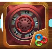 Iron Design Launcher Theme icon