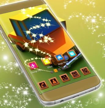 3D HD Launcher apk screenshot
