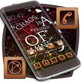 3D Chaos Launcher Theme icon
