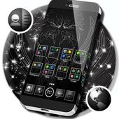 Launcher New Black icon