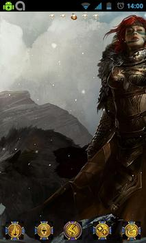 Guild Wars 2 Go Launcher Theme apk screenshot