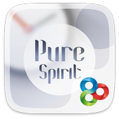 Pure Spirit GO Launcher Theme icon
