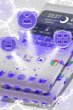 Purple Icons Free screenshot 2