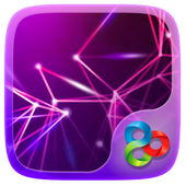 Particle Plexus GO Launcher Theme icon