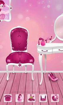 Cute Girly Pink Launcher screenshot 1