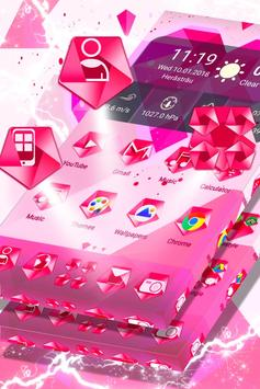 Pink Heart Icons screenshot 1