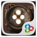 Steampunk Design Launcher Theme