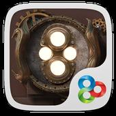 Steampunk Design Launcher Theme icon