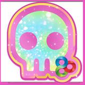 Crystal Sugar Launcher Theme icon