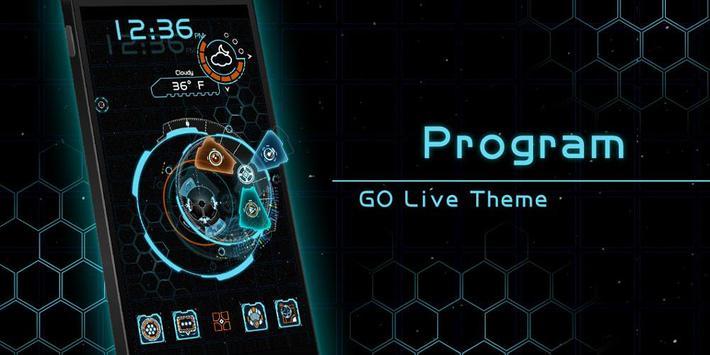 K-Program GO Dynamic Theme apk screenshot