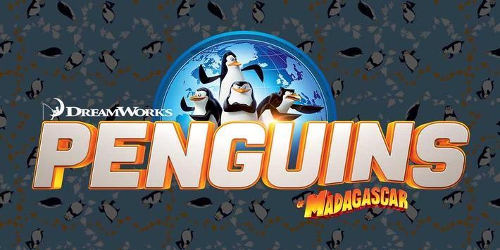 Madagascar Penguins GO Theme screenshot 5