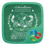 School Time GO Launcher Theme
