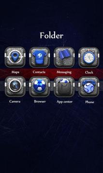 Sharp Fight Go Launcher Theme screenshot 4